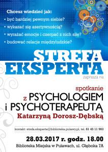 strefa eksperta PSYCHOLOG