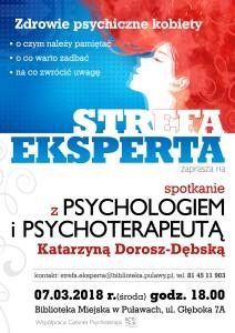 strefa eksperta PSYCHOLOG 2018